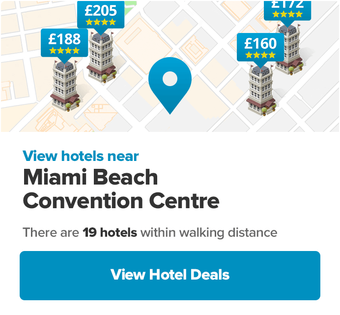 HotelMap Dynamo Example Banner